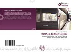 Capa do livro de Horsham Railway Station