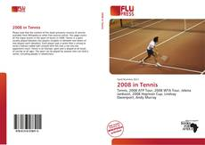 Bookcover of 2008 in Tennis