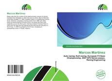 Bookcover of Marcos Martínez