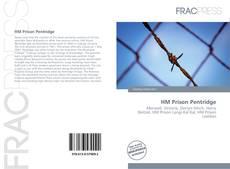 HM Prison Pentridge kitap kapağı