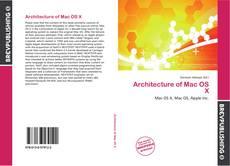 Couverture de Architecture of Mac OS X