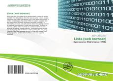 Portada del libro de Links (web browser)