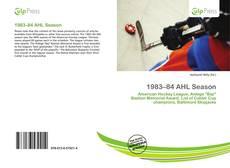 Borítókép a  1983–84 AHL Season - hoz