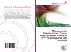 Couverture de Mécanisme de Développement Propre