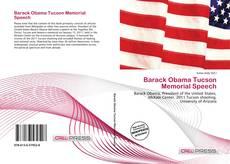 Barack Obama Tucson Memorial Speech kitap kapağı