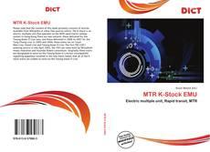 MTR K-Stock EMU kitap kapağı