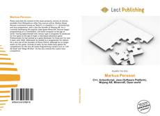 Bookcover of Markus Persson