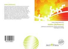 Buchcover von make (Software)