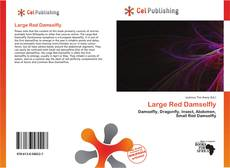 Bookcover of Large Red Damselfly