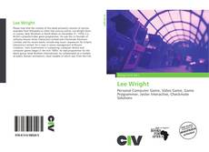 Bookcover of Lee Wright