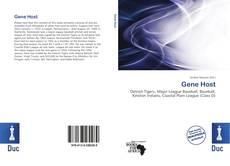 Bookcover of Gene Host