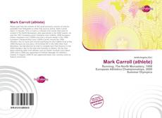 Bookcover of Mark Carroll (athlete)