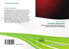 Copertina di Fixstars Solutions
