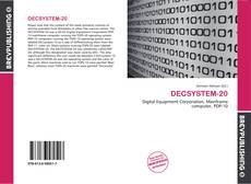 Bookcover of DECSYSTEM-20