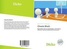 Bookcover of Chante Black