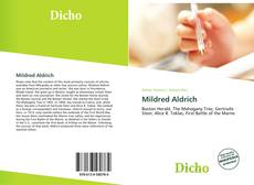 Bookcover of Mildred Aldrich