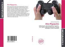 Alex Rigopulos kitap kapağı