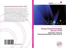Обложка Avaya Communication Server 2100