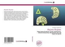 Buchcover von Hajime Kojima