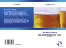 Capa do livro de Gloria Hemingway