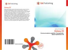 Bookcover of Galaxy 25