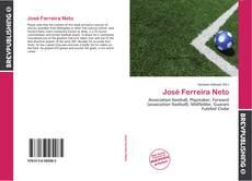 Capa do livro de José Ferreira Neto