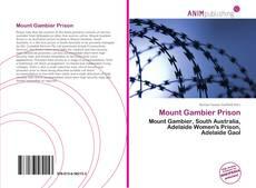 Capa do livro de Mount Gambier Prison