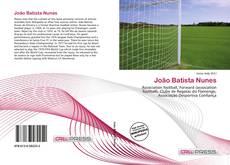 Bookcover of João Batista Nunes