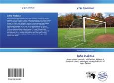 Juha Hakola kitap kapağı