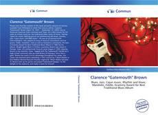 "Обложка Clarence ""Gatemouth"" Brown"