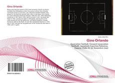 Portada del libro de Gino Orlando