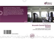 Capa do livro de Brussels-Central Railway Station