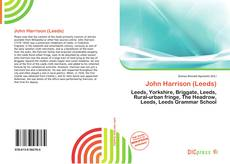 Bookcover of John Harrison (Leeds)