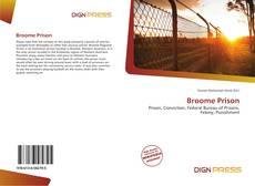 Bookcover of Broome Prison
