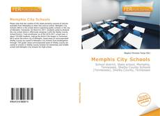 Bookcover of Memphis City Schools