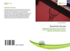 Capa do livro de Sandrine Gruda