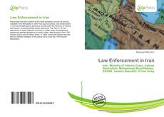 Bookcover of Law Enforcement in Iran