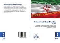 Bookcover of Mohammad-Reza Mahdavi Kani