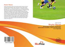 Bookcover of Keylor Navas