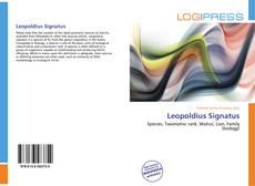 Bookcover of Leopoldius Signatus
