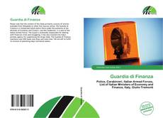 Bookcover of Guardia di Finanza