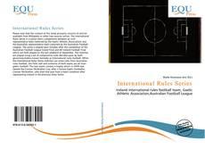 Обложка International Rules Series