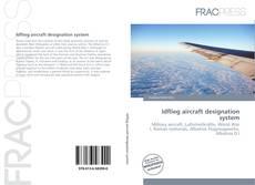 Idflieg aircraft designation system的封面
