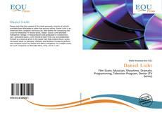 Buchcover von Daniel Licht
