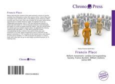 Portada del libro de Francis Place