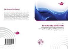 Couverture de Ferdinando Monfardini