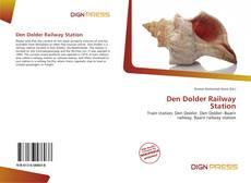 Обложка Den Dolder Railway Station