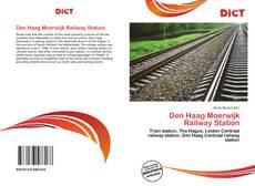Обложка Den Haag Moerwijk Railway Station