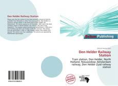 Обложка Den Helder Railway Station