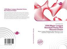 Couverture de 1998 Major League Baseball Home Run Record Chase